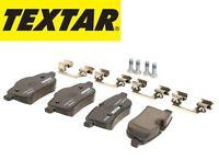 Bmw E89 Brake Pad Set Rear Z4 Limited Application Textar on sale