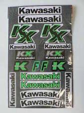 Kawasaki KX125 1994 1995 1996 1997 1998 1999 2000 2001 2002 Sticker Kit Stickers