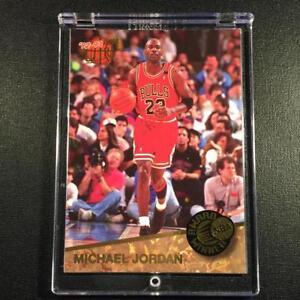 MICHAEL-JORDAN-1992-FLEER-ULTRA-1-AWARD-WINNER-INSERT-CARD-CHICAGO-BULLS-NBA-MJ