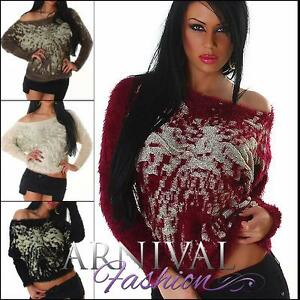 SEXY-WOMEN-JUMPER-long-sleeve-TOP-SWEATER-casual-pullover-LADIES-KNITTED-SHIRT