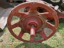 Farmall 400 450 460 560 Tractor Rear Wheel Center Hub With Clamps And Bolts