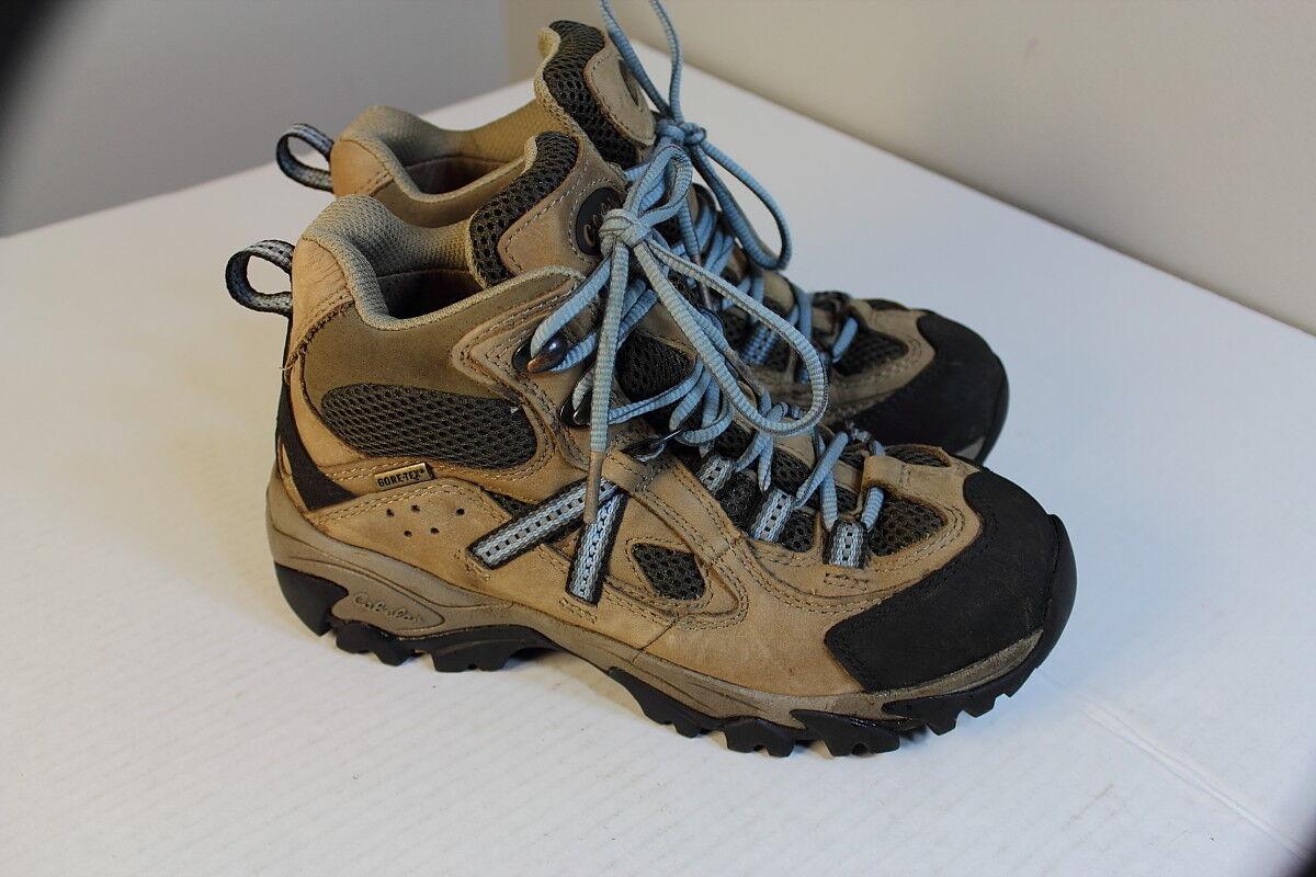 Cabelas Gore Tex Hiking Shoes Women's Size 6.5