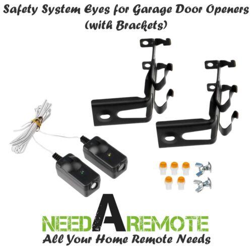 For Chamberlain 41A5034-IR Compatible Photo Cell Sensor Eyes Garage Door Opener