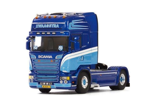 La paix est une bénédiction de fruit WSI Collectibles Collectibles Collectibles Scania Streamline Topline 4x2 CAB Unité zwaagstra 01-1724   Une Performance Supérieure  8d6ad7