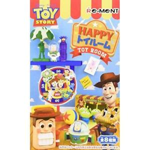 Re-ment : Toy Story Happy Toirumu Boîte