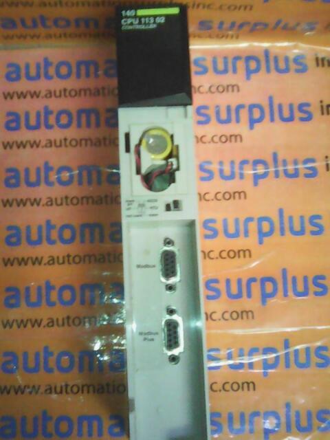 140 CPU 113 02 Modicon TSX Quantum 140CPU11302 Processor