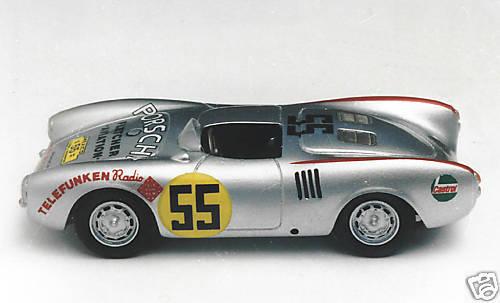 PORSCHE 550 PANAMERICA 1954  VROOM  MONTE BUILT UP
