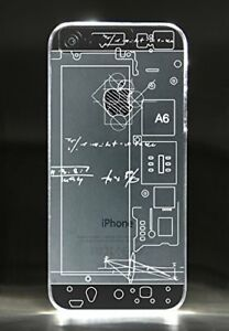Image is loading iLight-Phone-Case-for-iPhone-5-SE-Protective- 01977f87210c