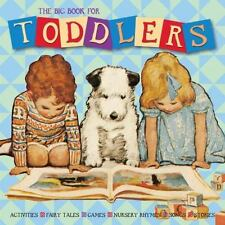 The Big Book for Toddlers (2009, Hardcover)