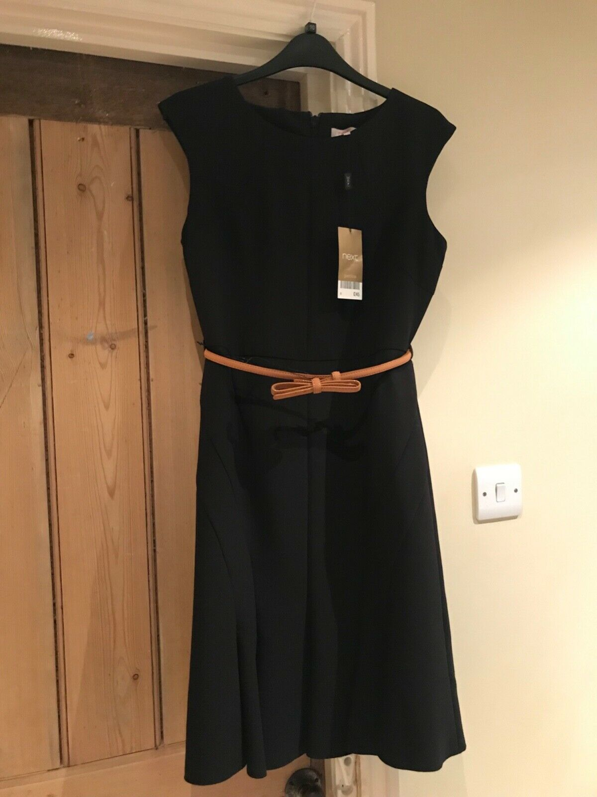Brand New Next Tailored Dress with tags