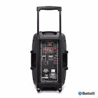 "PYLE PPHP122BMU 12"" 800 Watt Portable Bluetooth Rechargeable Bat Mississauga / Peel Region Toronto (GTA) Preview"