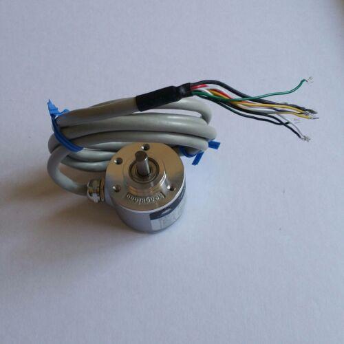 crifix 3 double channels 3600ppr Rotary encoder 5 VDC