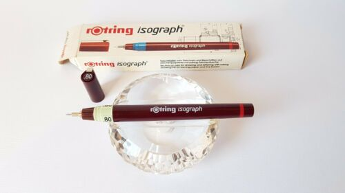 Different Sizes rOtring Isograph Pen Replacement Nibs Technical Pen
