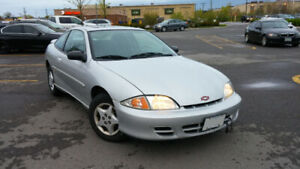 Chevy Cavalier Coupe (2 door) | LOW KM | SUNROOF | BLUETOOTH |
