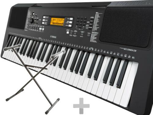 Yamaha PSR-E363 Keyboardincl HA-KS10 KeyboardständerNeuware