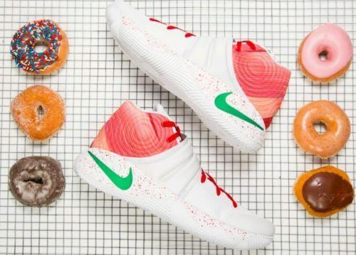 Nike Kyrie 2 PRM Krispy Kreme Size 11.5. 914295-163 cavs mvp finals