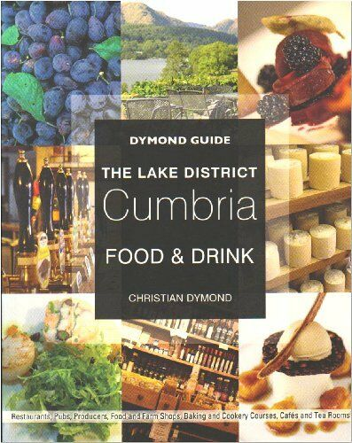 1 of 1 - Very Good 095547261X Paperback Dymond Guide - The Lake District Cumbria Food and