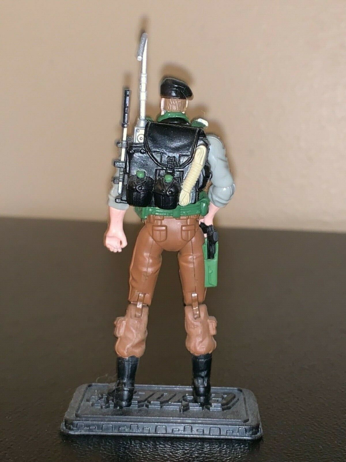 GI Joe Unreleased Cancelled Night Force Falcon completare completare completare Prossootype Rare f9f106