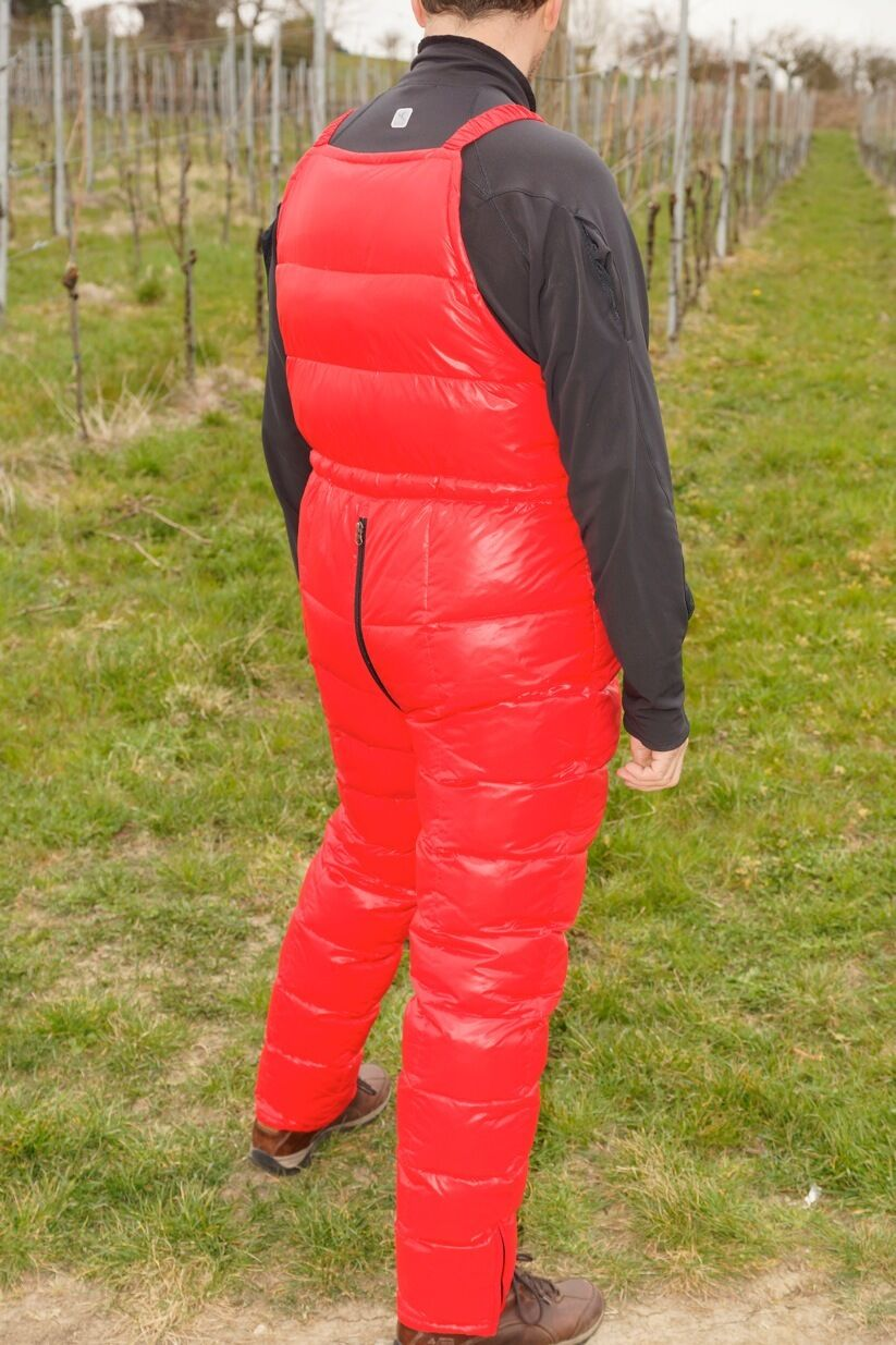 Glanznylon wetlook Hosenträger Hose Hose Hose Daunenhose Trainings Hosen Trousers Anpassen | eine breite Palette von Produkten  4b9260