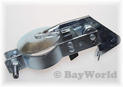 BayWorld Regenkappe 56mm Schutzklappe Hoch-Auspuff Wetterkappe 52 bis 60mm 1 St