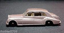 ROLLS ROYCE PHANTOM V MADE BY LESNEY DIECAST CAR ENGLAND NO.44 MATCHBOX
