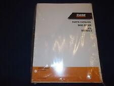 Case 410 Series 3 Skid Steer Loader Parts Book Manual New