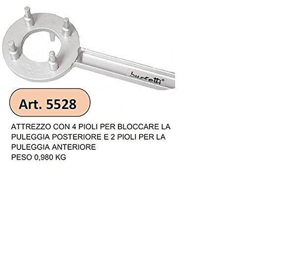 5528 BUZZETTI 2/4 PIOLI PER BLOCCARE PULEGGIA VARIATORE TMAX T-MAX 500 530