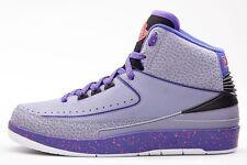 Air Jordan Retro 2 'Iron Purple' - Size 12 RARE New With Box + Nike.com reciept
