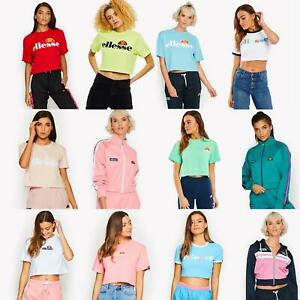 Ellesse-End-of-Line-Clearance-Sale-Bargain-Womens-Tops-T-Shirts-Free-UK-Ship