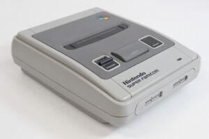 Nintendo-Super-Famicom-Console-RUST-1CHIP-02-SFC-SNES-Japan-Import-K1265-B-RARE