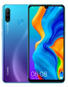 Huawei P30 Lite Marie-L21A - 128GB - Peacock Blue (Ohne Simlock) (Dual-SIM)