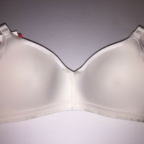 Warners No Side Effects Contour Wirefree Bra Animal Luster Print RM2561A $42