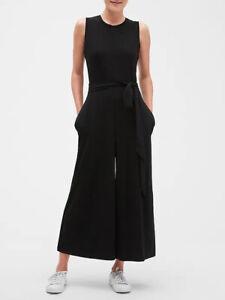 BANANA REPUBLIC Tie Waist Jumpsuit  #42087-9