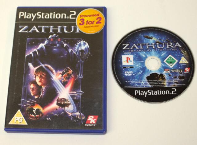 Zathura (Sony PlayStation 2, 2005) FREEPOST