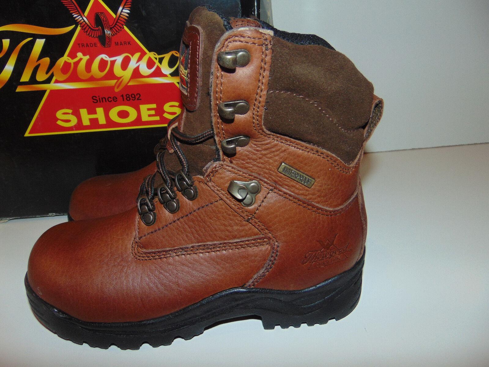 Thorogood Impermeable Para Hombre M Marrón Botas Deporte 804-4908 Nuevo Composite Toe Nuevo 804-4908 19f1b0