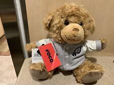 bb25383a NFL Philadelphia Eagles Brown Small Plush Teddy Bear Doll for sale ...