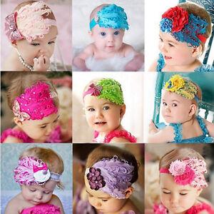 Christmas-Infant-Baby-Toddler-Feather-Flower-Diamond-Headband-Headwear-Band