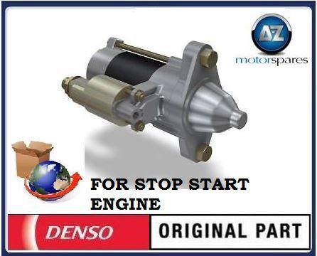 VW SHARAN 1.4 TSi 5//2010-/> NEW FOR STOP START STARTER MOTOR 02M911024HX