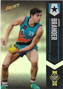 2017 Future Force Silver Rainbow Parallel (6) Jarrod BRANDER West Coast