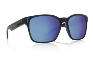 New Dragon Liege Sunglasses Matte Black H20/Blue Ion Polarized Lens 30102-044