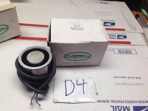 Magnetech Corp Electromagnet 24VDC Model R-3030-24 Warranty Fast Shipping