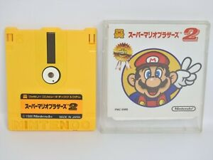 SUPER-MARIO-BROTHERS-1-and-2-Nintendo-Famicom-No-Inst-Rewriting-Japan-0972-dk