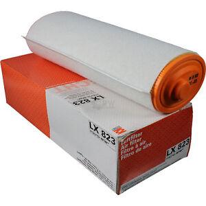 Original-mahle-Knecht-filtro-de-aire-filtro-LX-823-Air
