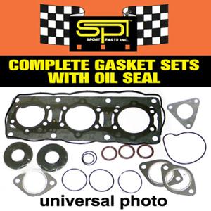 09-711181A Complete Gasket Set For 1991 Polaris 650 RXL SKS~Sports Parts Inc