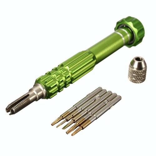 1//6 Colors 5in1 Screwdriver Bit Kit Repair Opening Tool For iPhone 4//4S//5//5C KS