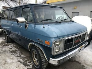 1990 GMC G2500 Rally WAGON ~ Coming Soon