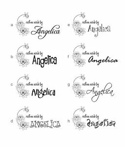 UNMOUNTED-PERSONALIZED-CUSTOM-MADE-BY-RUBBER-STAMPS-C104