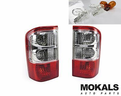 Nissan Patrol GU Series 3 style tail lights with bulbs and wiring 1997-2004