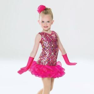 BUBBLELICIOUS Ballet Hip Hop Jazz Acro Dance Costume Child /& Adult