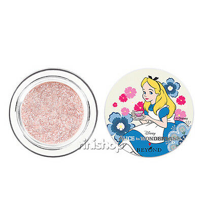 [BEYOND] Disney Alice In Glow Cream Shadow #1.Sugar Snow 3g rinishop